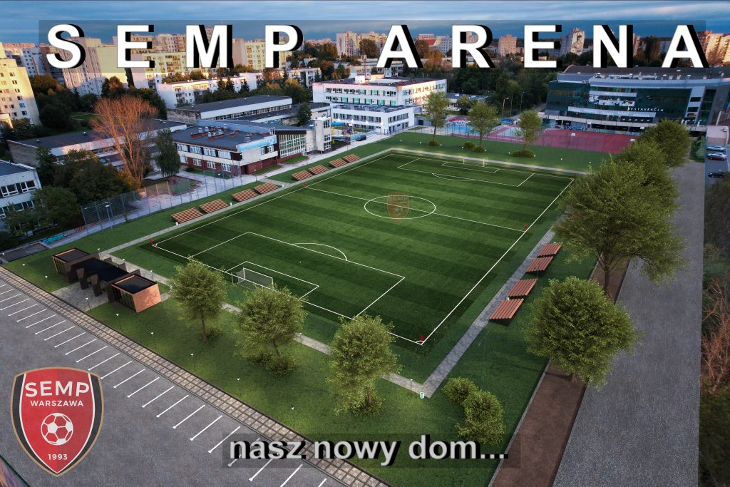 boisko SEMP Arena